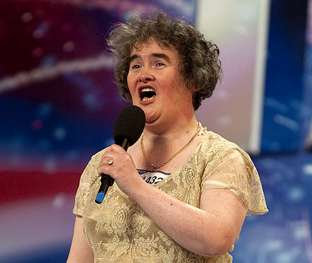 "Susan Boyle has announced plans to release an autobiography titled ""The"