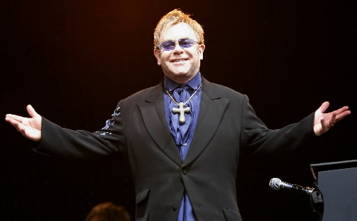 Elton John Performs For Outspoken Opponent Of Gay Marriage Rush Limbaughs Fourth Wedding