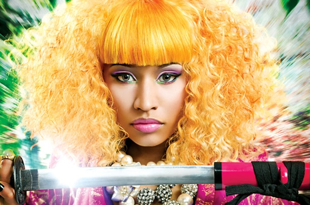 Putteridge High School. Nicki Minaj Check It Out Video