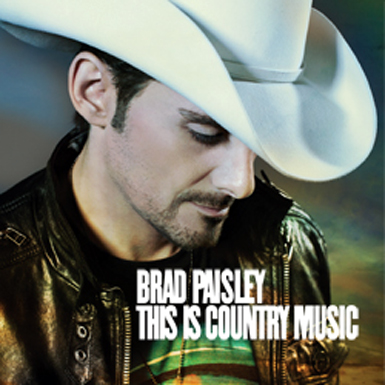 brad paisley this is country music lyrics. There is a new single by Brad
