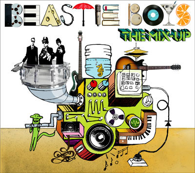 Beastie Boys Off The Grid from The Mixup