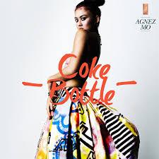 Agnez Mo Coke Bottle