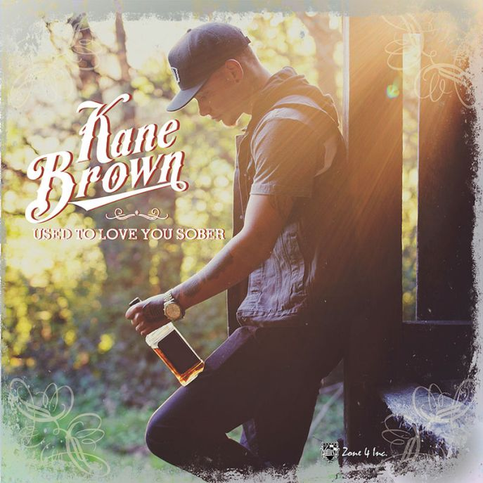 Kane Brown Used-to-Love-You-Sober-Single