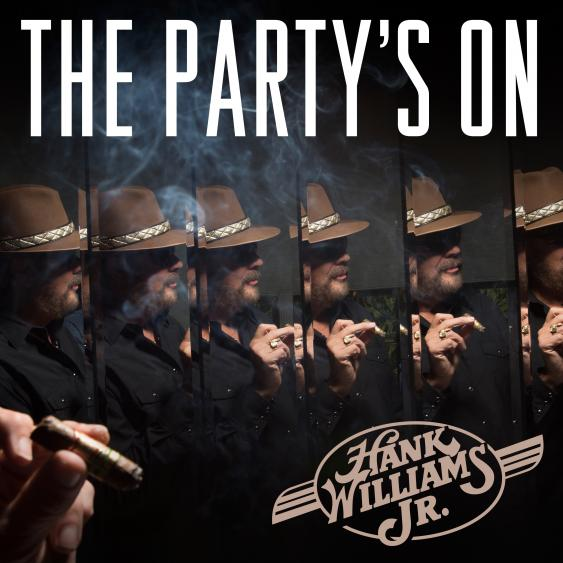 Hank Williams jr The Partys On