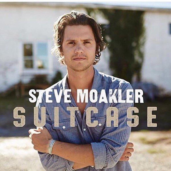 Steve Moakler Suitcase